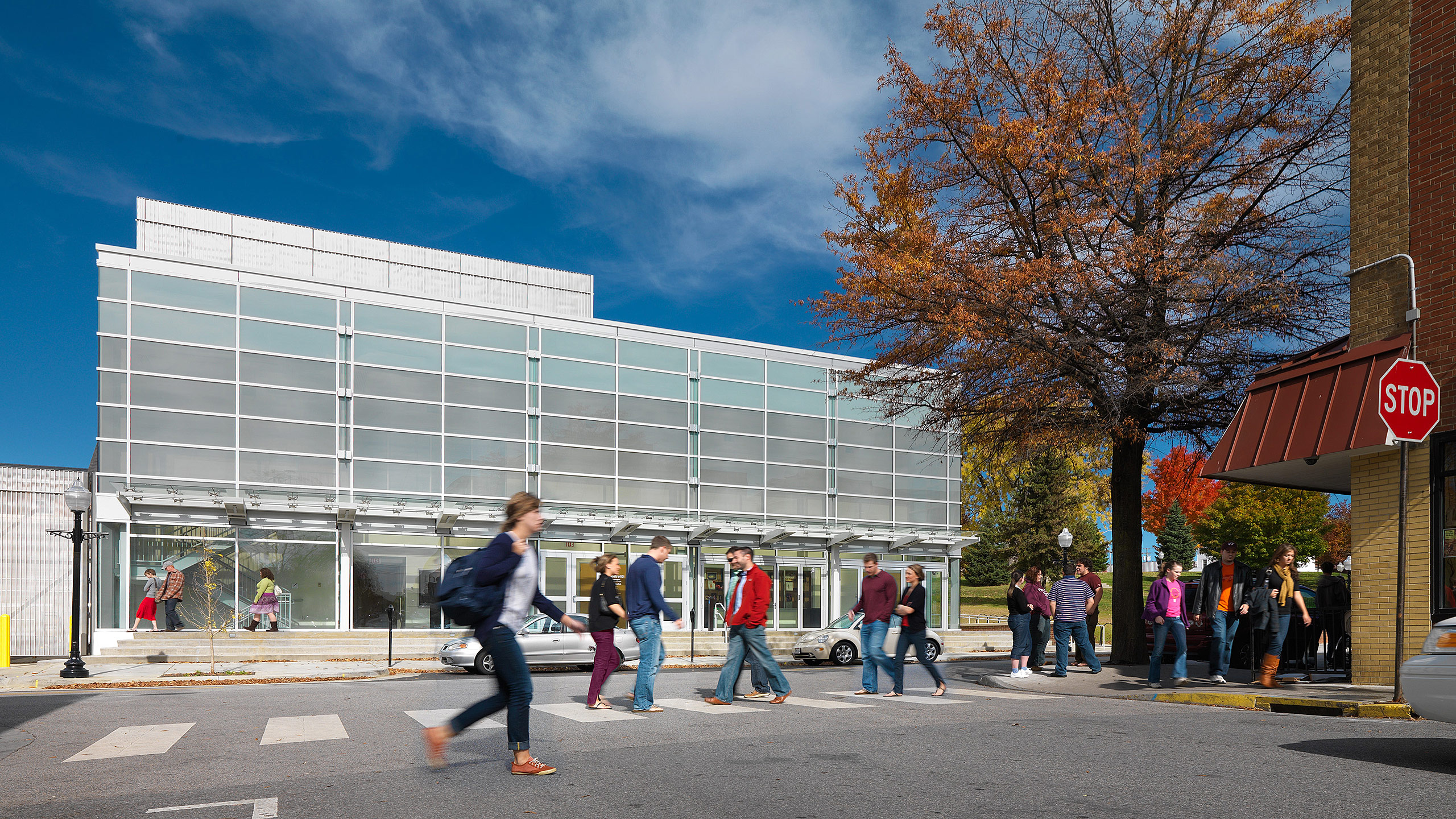 Integrated Arts Center, Henderson Hall and Theater 101 – Virginia Tech / image 4