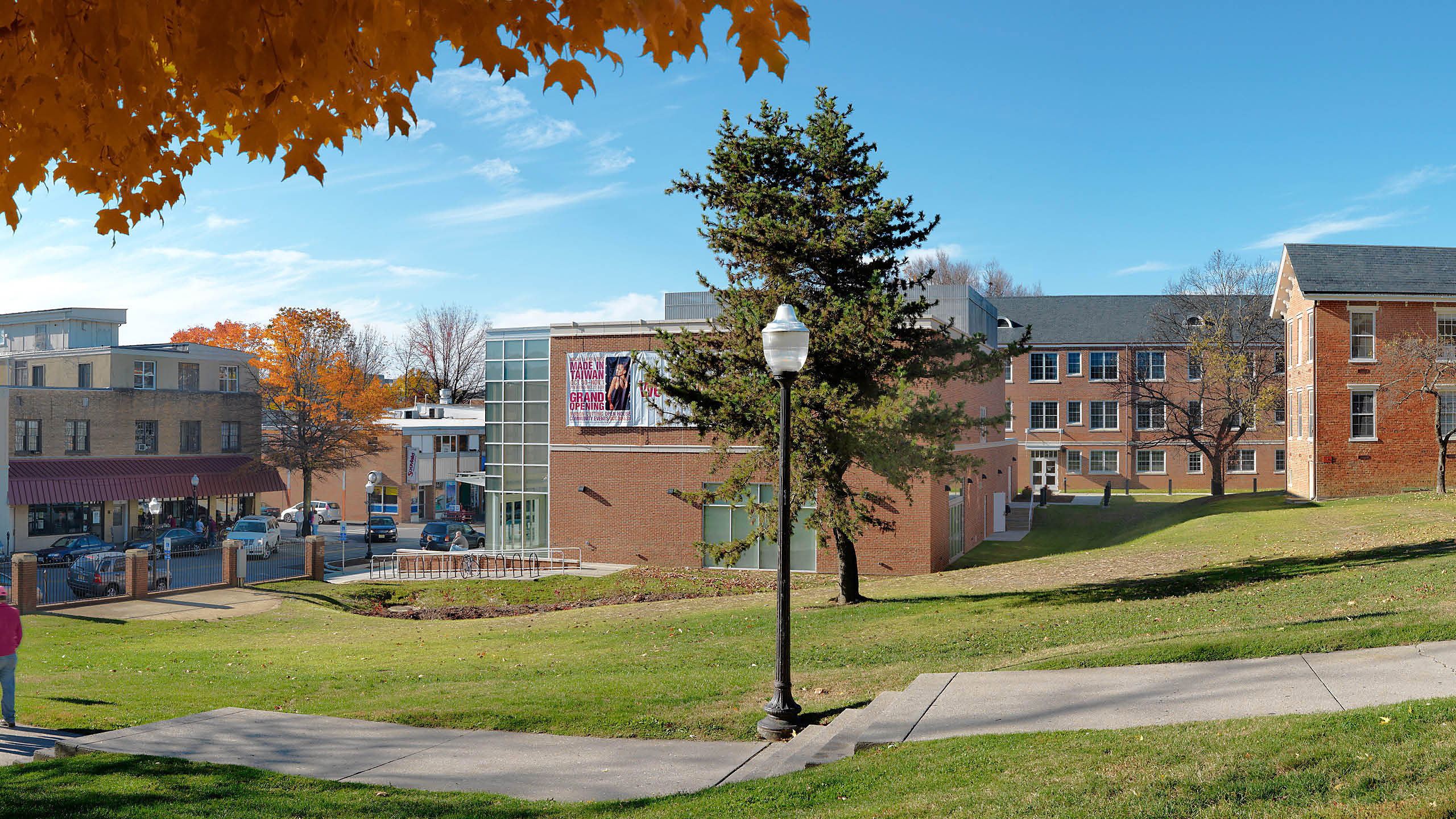 Integrated Arts Center, Henderson Hall and Theater 101 – Virginia Tech image 3
