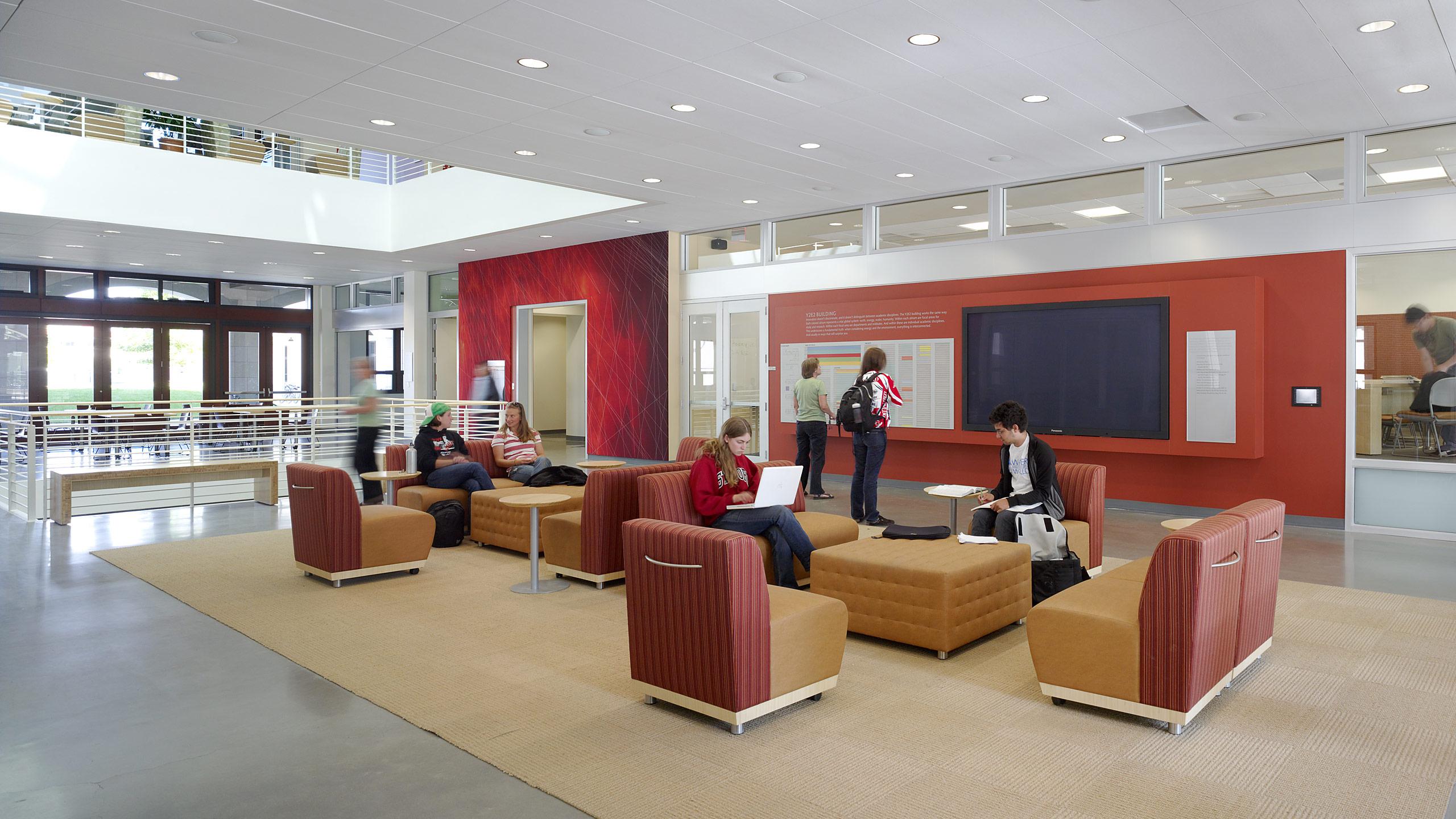 Yang and Yamazaki Environment and Energy Building – Stanford University / image 5