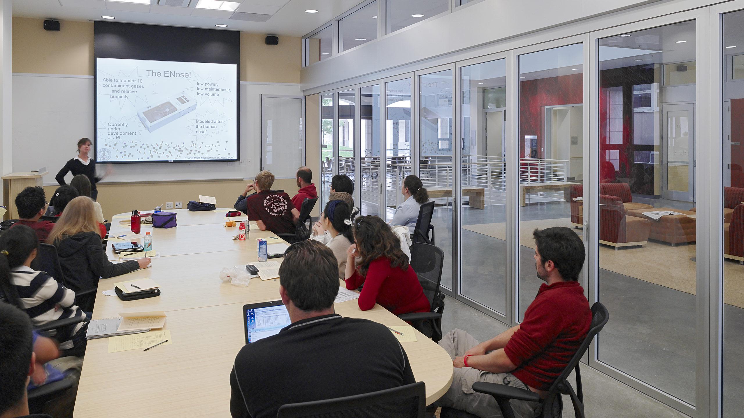 Yang and Yamazaki Environment and Energy Building – Stanford University / image 7