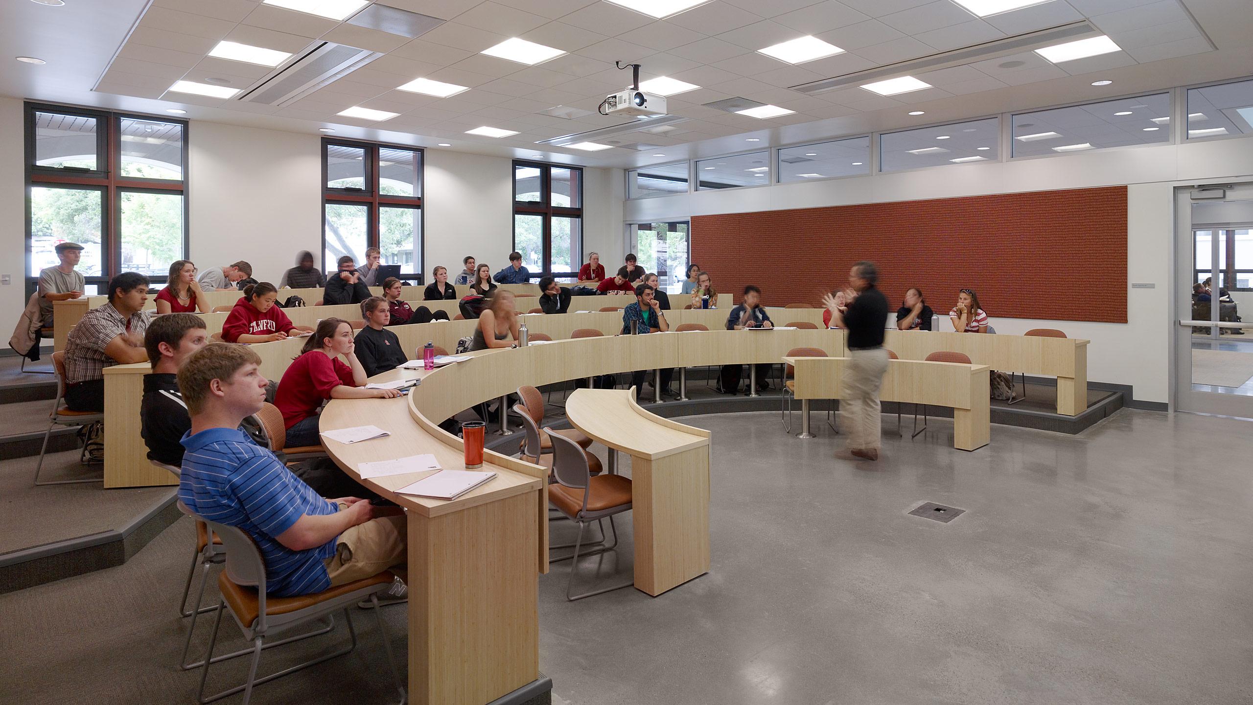 Yang and Yamazaki Environment and Energy Building – Stanford University / image 8