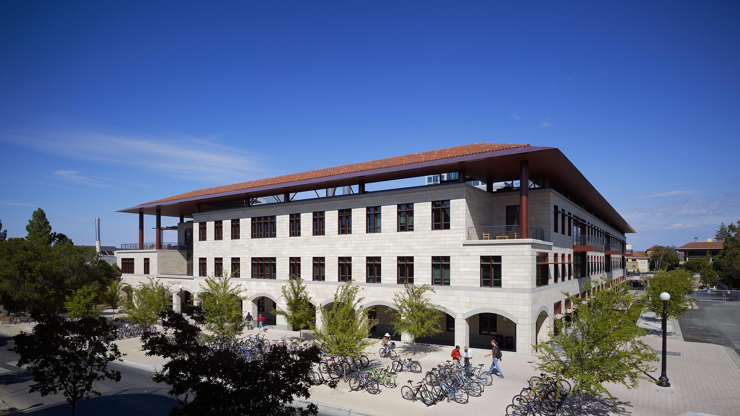 Yang and Yamazaki Environment and Energy Building – Stanford University / image 1